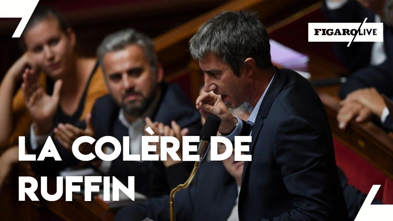 François Ruffin s'indigne du rejet d'une loi sur le handicap