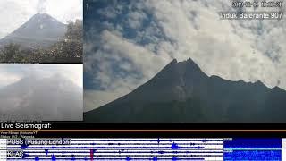 11/6/2019 - Mt Merapi TimeLapse