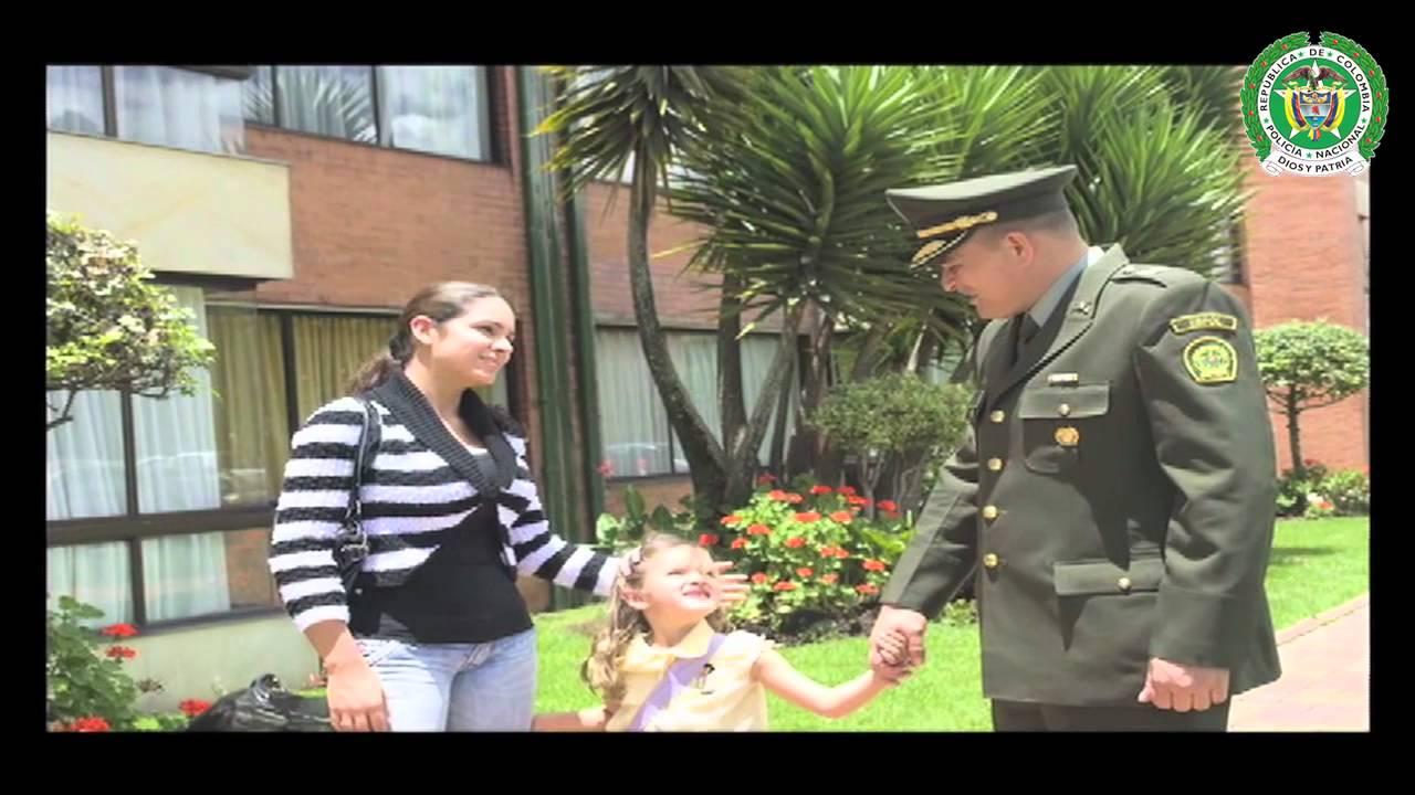 director de la policia nacional de colombia: