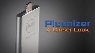 Piconizer by Maktar - A Closer Look