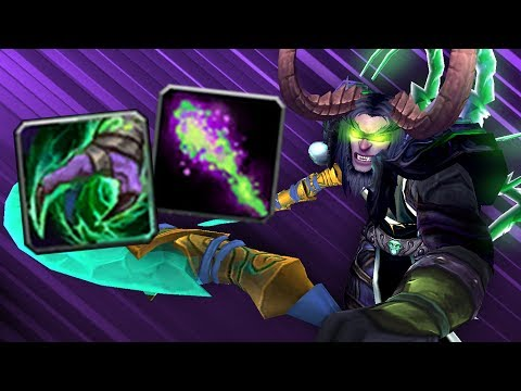 Can ANYONE Stop This WARLOCK?! (1v1 Duels) - PvP WoW: Battle For Azeroth 8.2