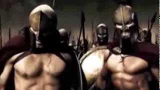 Spartan Workout/ Тренировка спартанцев
