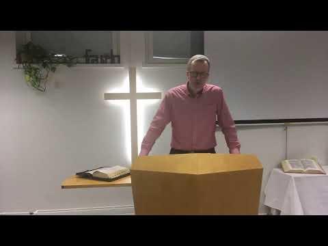 Kulmakivi raamattutunti / Bible study 26.3.