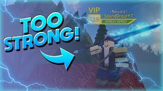 MIGLIORE SET MAGE in Dungeon Quest! (ROBLOX)