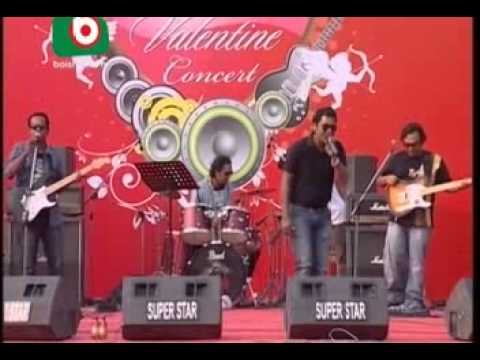 Ontopur Live @ Dhaka University 14feb 2014