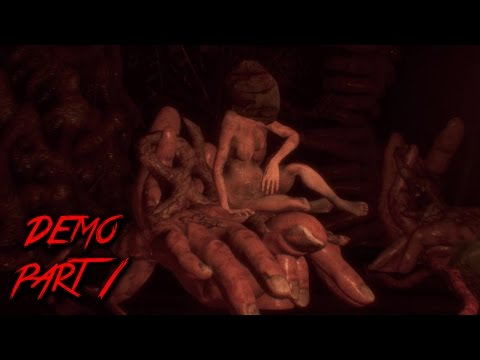 AGONY Demo Gameplay - Part 1 - We are in hell!