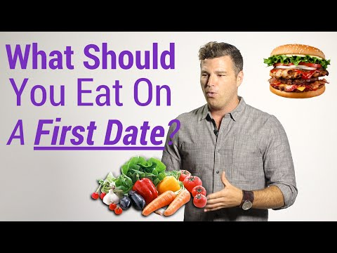 What Should You Eat on a First Date? EXPLAINED - hqdefault