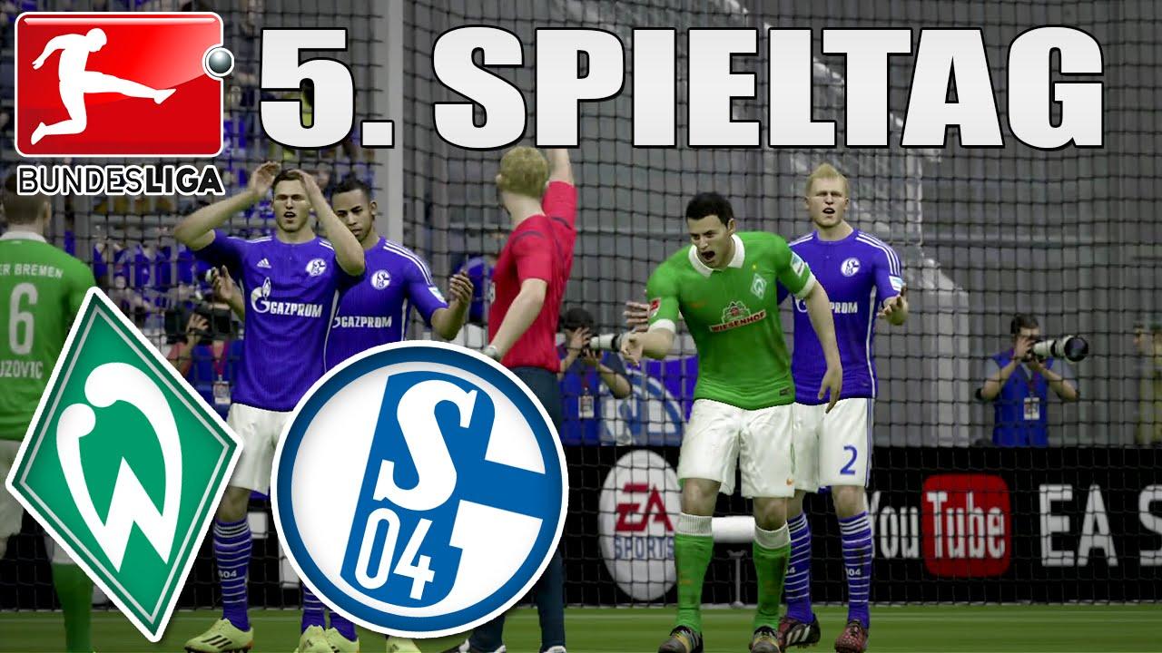 Werder Schalke Highlights