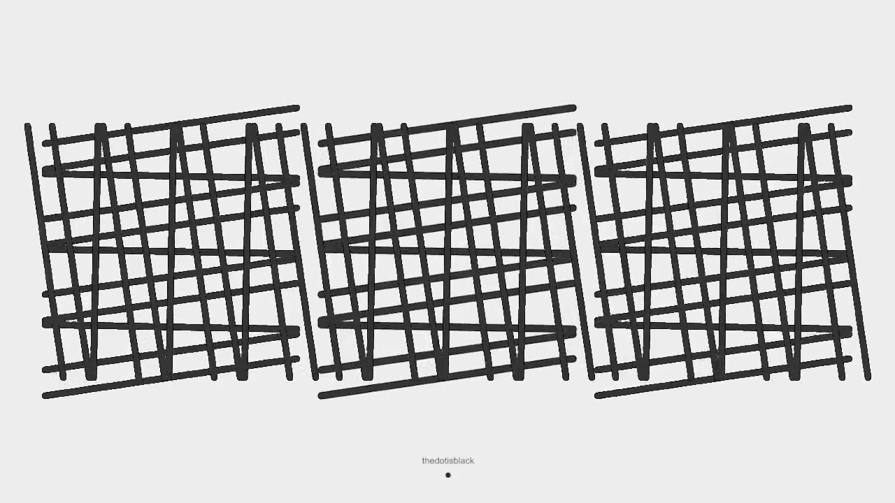Drawing Lines In Processing : Lines in motion  generative art made with code