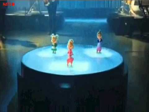 Chipettes - A Year Without Rain