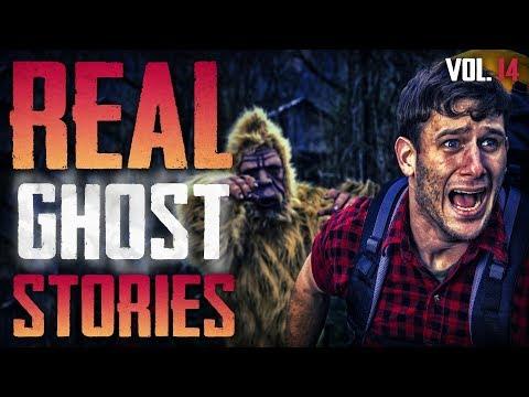 Sasquatch Encounter & Haunted Houses | 10 True Creepy Paranormal Ghost Horror Stories (Vol. 14)