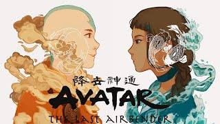 Avatar's Love - The Last Airbender Original Theme