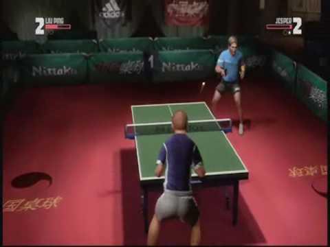 Rockstar Games Presents Table Tennis Youtube