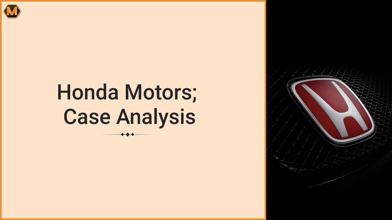 honda case harvard View homework help - honda(a) – hbr case study (1) from mark 070 at great lakes christian college honda(a)casestduy bygroup5,section1 harshkamalbhatnagar (ft151009) priyankamanojkumar.