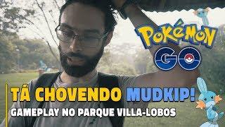 A PIOR FORMA DE TESTAR O NOVO SISTEMA DE CLIMA! | GAMEPLAY 3ª GERAÇÃO | Pokémon GO
