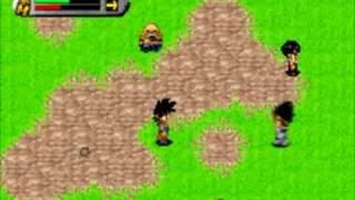 Dragon Ball Z : The Legacy of Goku - Goku vs Nappa & Vegeta