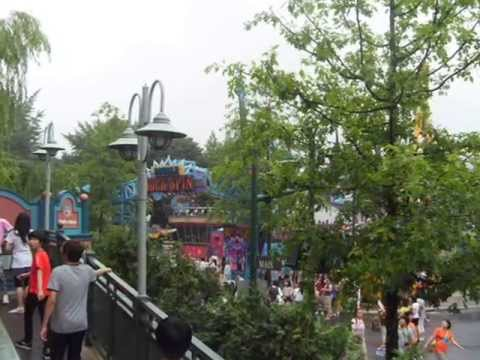 Memorable Pictures in Everland Resort South Korea