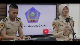 Sulaiman Al Mughni - Deen Assalam (Mutiara Ulfa ft. Kari Indah ft. Aji Maulana) cover