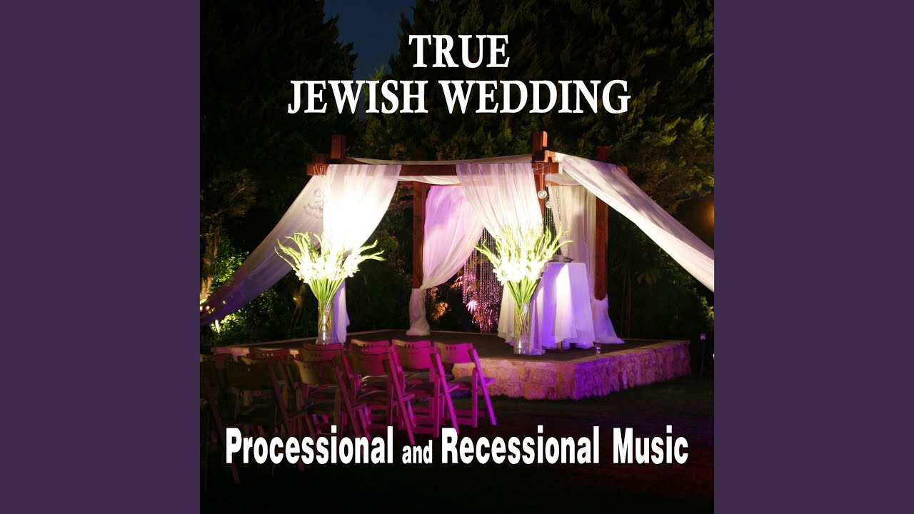 Wedding Recessional Music.Perfect Jewish Wedding Music For Every Ceremony Moment