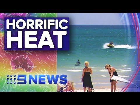 Sydney to scorch over 40 degrees tomorrow | Nine News Australia