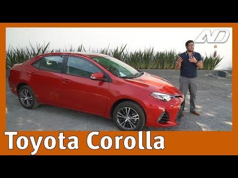Toyota Corolla - ¿Por qué es el auto más vendido del mundo?