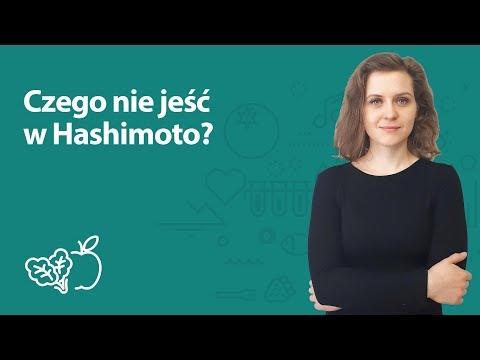 Hashimoto dieta czego unikac