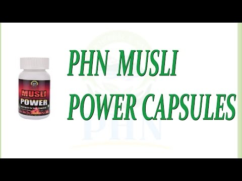Musli Power Extra Capsules- benefits, Uses, Reviews from YouTube · Duration:  3 minutes 26 seconds