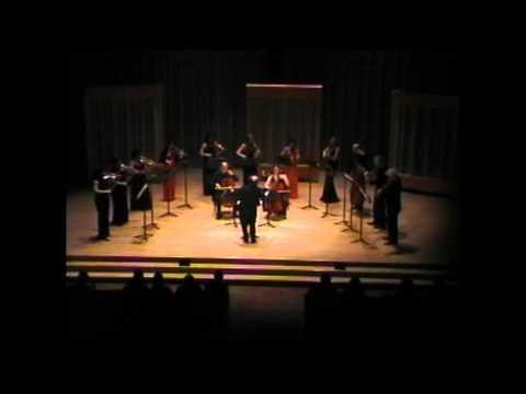 Dvorak Quintet Op 77 in G Major movement 2
