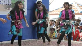Annual Picnic 2014 In Jeddah Bnagladesh International  School English Section 5