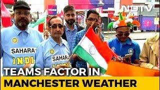 World Cup 2019: Fans Throng To Old Trafford For India vs Pakistan Mega Clash