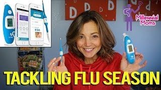 TACKLING FLU SEASON! | Millennial Moms