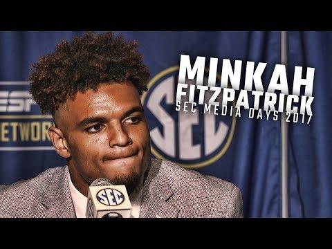 Alabama DC: Minkah Fitzpatrick can play all 6 DB spots