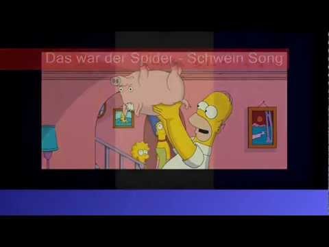 Der Spider - Schwein Song + Lyrics