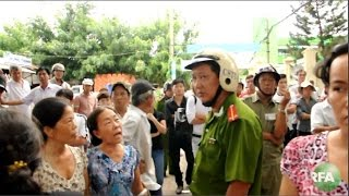 Vietnam Farmers, Security Guards in Skirmish Over Land Dispute