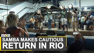 Samba Makes Cautious Return In Rio As Virus Lockdown Eases   World News   WION News