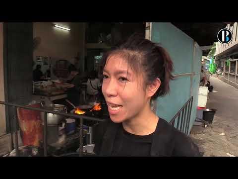 La reina Michelin de la comida callejera en Tailandia
