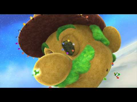 """Super Mario Galaxy 2 Trailer + Pictures - CarboHydroM """"White Feather in the Storm"""""""