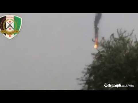 Syria: rebels 'shoot down helicopter'