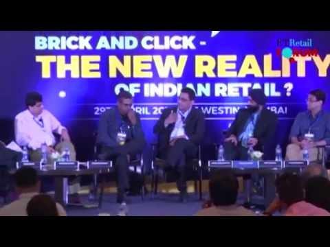 Saurav Bhattacharya #ETRetail Forum Mumbai 2016