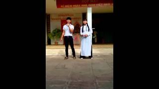 Giấc mơ thần tiên & Bài thơ màu mực tím Cover by Hồng Luyên