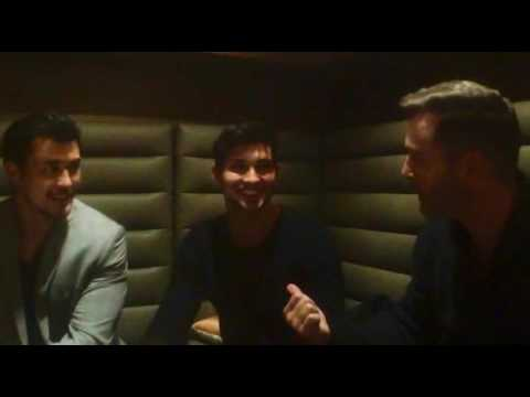 Interview with DAYS OF OUR LIVES Eric Martsolf, Robert Scott Wilson and Christopher Sean