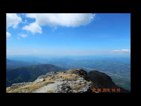 Jurnal de tură: Vf. Pietrosu (2.303 m) din munții Rodnei