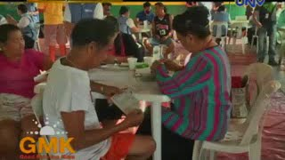 Free medical and legal services in Tondo, Manila from UNTV
