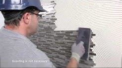 Installation of the Fusion Brick 3D mosaic by L'Antic Colonial | PORCELANOSA Group