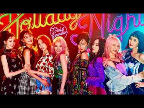 GIRL'S GENERATION-ALL NIGHT-MP3