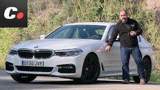 BMW Serie 5 2018 | Prueba / Test / Review en español | Coches.net