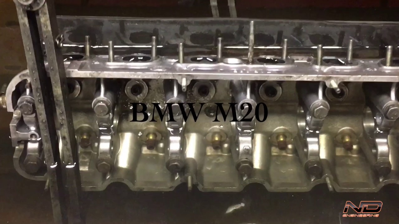 BMW M20 CYLINDER HEAD CRACK