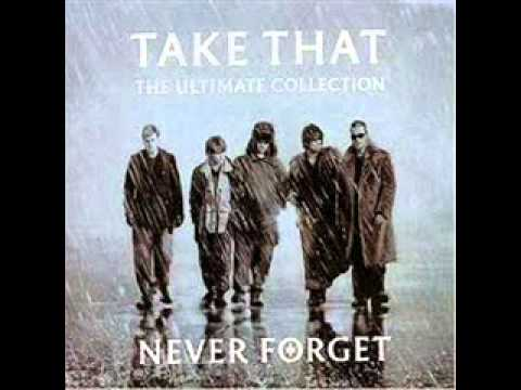 Take That - Everything Changes (With Lyrics)