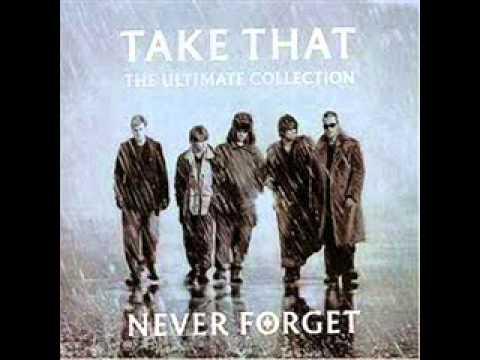 Take That - Everything Changes (With Lyrics)