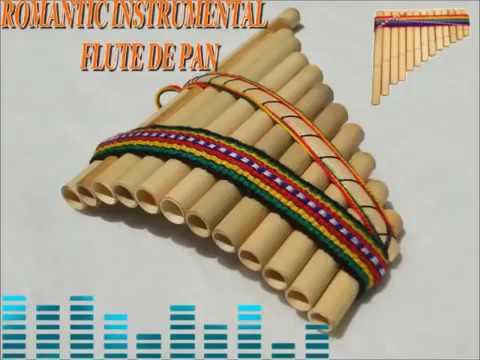 4 HORAS DE MUSICA ROMANTICA INSTRUMENTAL PAN FLUTE mp4